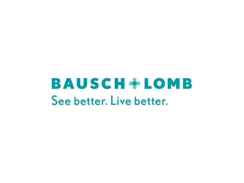 Logotipo BauschLomb   Óptica Optimax