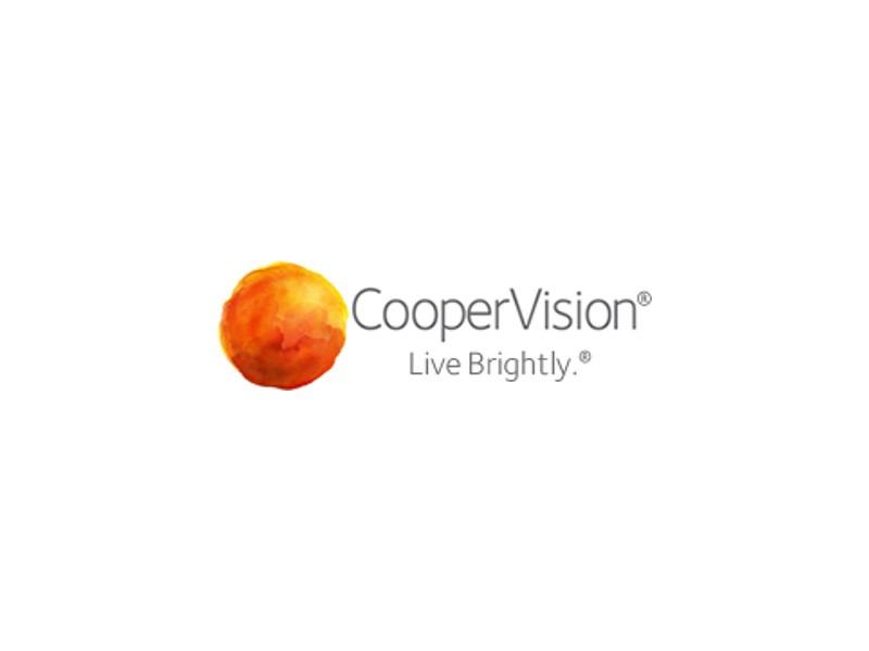 Logotipo CooperVision   Óptica Optimax