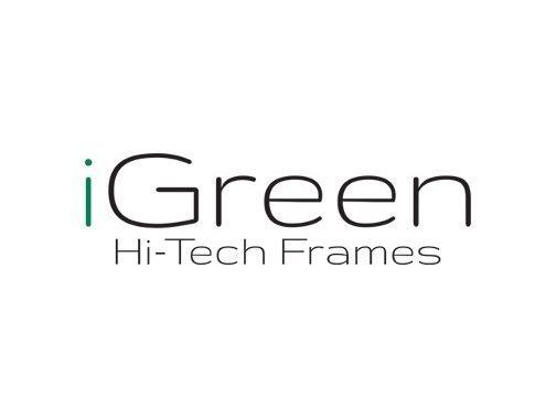 Logotipo IGreen   Óptica Optimax