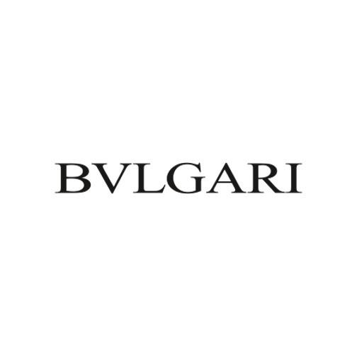 Logotipo Bulgari   Óptica Optimax