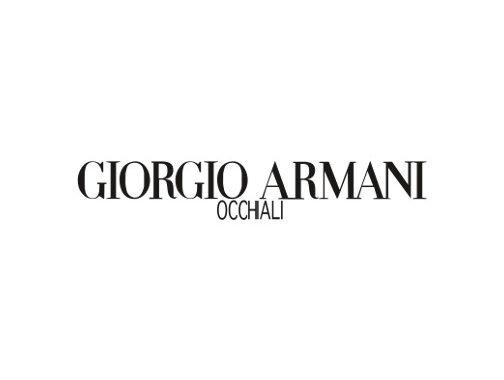 Logotipo Giorgio Armani   Óptica Optimax