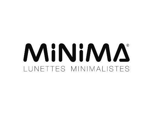 Logotipo Minima   Óptica Optimax