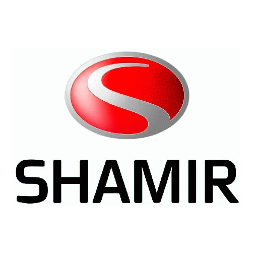Logotipo Shamir   Óptica Optimax
