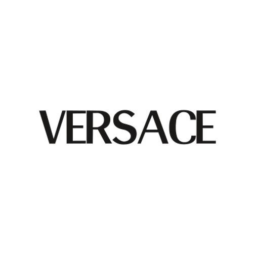 Logotipo Versace   Óptica Optimax