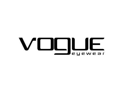 Logotipo Vogue   Óptica Optimax