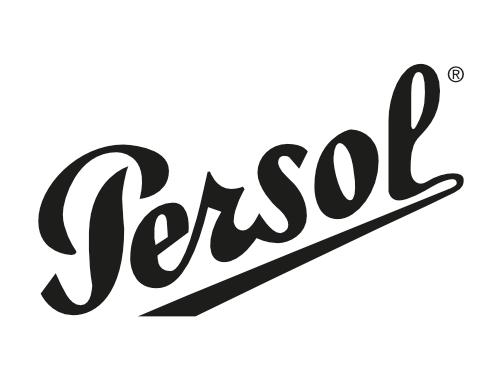 Logotipo Persol   Óptica Optimax