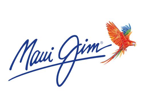Logotipo Maui Jim   Óptica Optimax